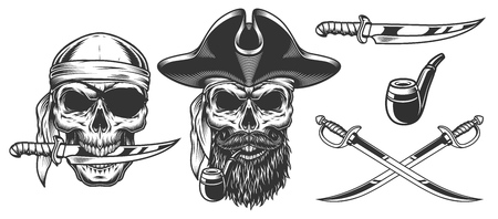 Set of pirates