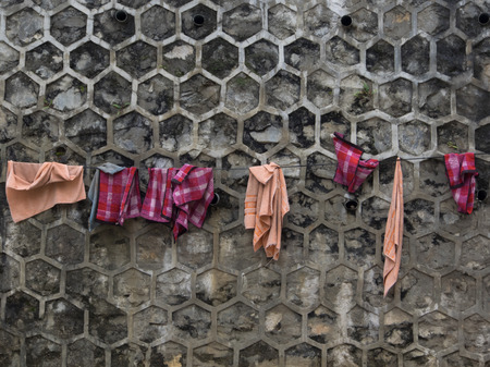 unsettled: Homeless Clothes Line