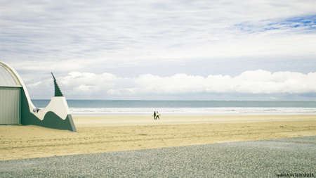possibilities: The beach and its possibilities.