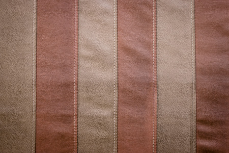 leather stitch: leather texture background