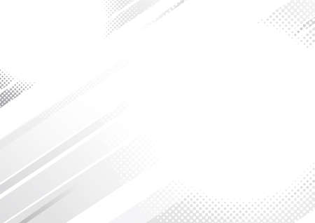 Abstract grey and white, texture modern background template for style design. 向量圖像
