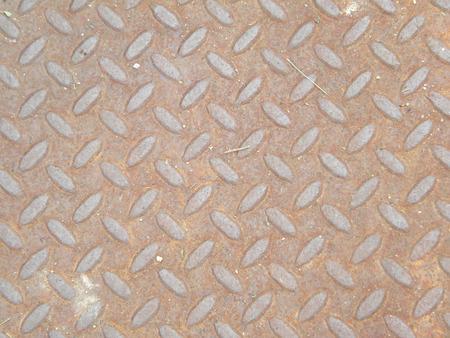 metal grate: metal grate Stock Photo