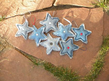 flagstone: Stars on flagstone