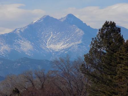 longs peak: Longs Peak, Colorado
