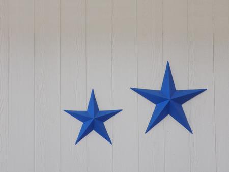 stelle blu: 2 stelle blu