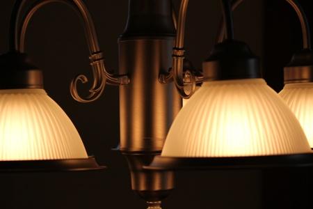 Hanging lamp Stock Photo - 11809402
