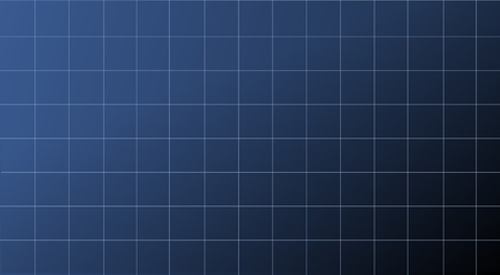Blue abstract grid background for technical diagrams and data Reklamní fotografie