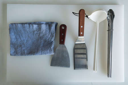 Kitchen accessories 版權商用圖片