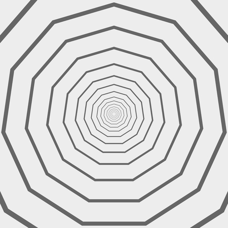 Pattern of modern amaze gray and white lines background, illustration vector eps10
