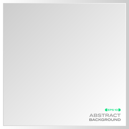 Abstract of plain aluminum plate background, illustration vector eps10