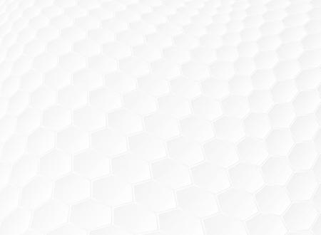 Abstract of mesh geometric pentagonal pattern background. Illustration vector eps10 Banco de Imagens - 127664254