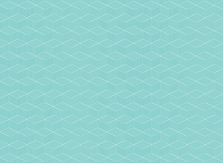 Abstract of blue stripe line pattern of zig zag background op art, vector eps10
