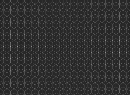 Abstract of pentagonal shape pattern background, vector eps10