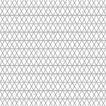 Abstract square pattern design geometric black line decoration geometric on white background. You can use for ad, poster, artwork, modern design