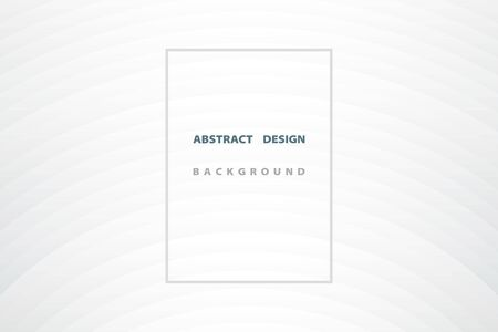 Abstract gray circle curve design cover design of design. You can use for presentation, ad, artwork, template design. illustration vector eps10