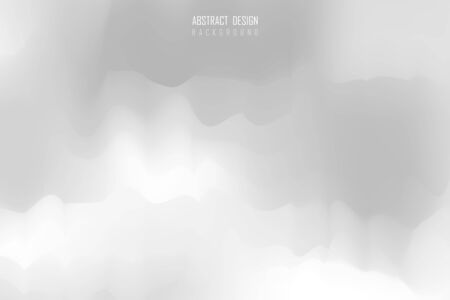 Abstract gray gradient minimal style design background. Decorate for poster, ad, artwork, template design. illustration vector eps10
