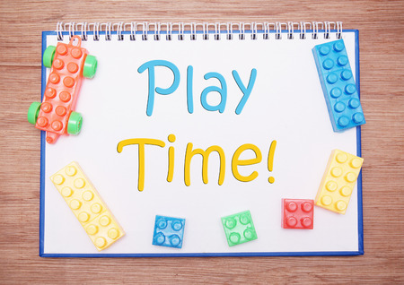 play time: play time message.
