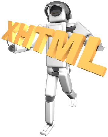 xhtml: Cyber Helper XHTML