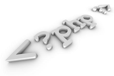 Headline of the php code Stock Photo - 5794785