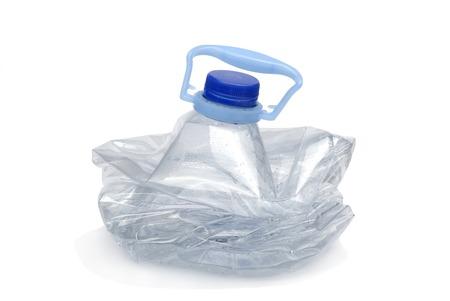 reciclable: Compacto jarra de pl�stico reciclable