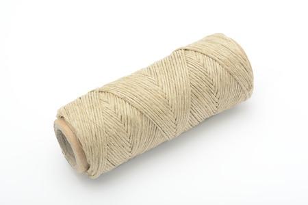 bobina: Bobina de alambre de Brown Foto de archivo