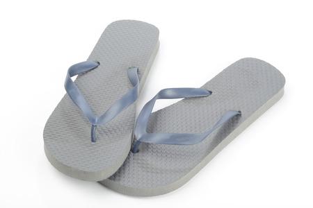 thongs: Gray thongs