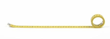 unwound: Tailor tape measure