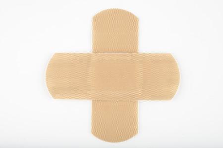 adhesive: Adhesive bandage Stock Photo