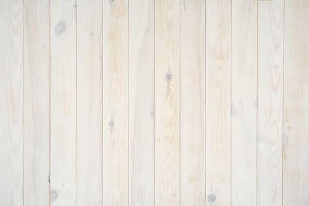 Grenen planken wit geverfd, structuur Stockfoto