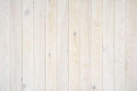 Pine boards painted white, texture Stockfoto