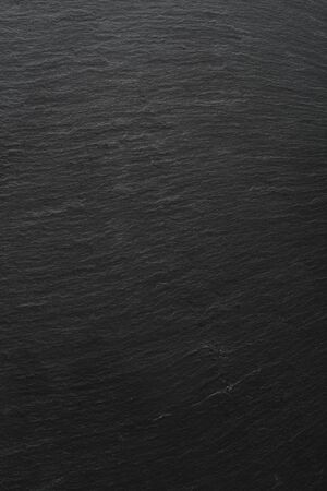 Stone slate texture, black