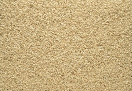 Wholegrain raw rice, composition as a background