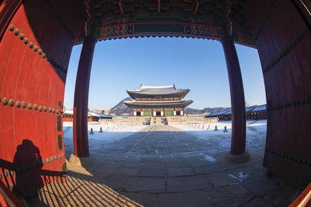 gyeongbokgung: Palace in South Korea,Gyeongbokgung