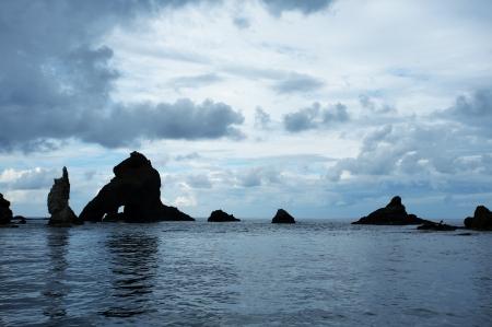 美しい島、独島の韓国で