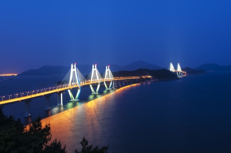 Beautiful Tongyeong' in South Korea' photo