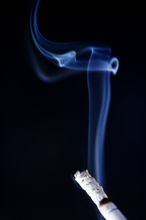 Tobacco Smoke photo