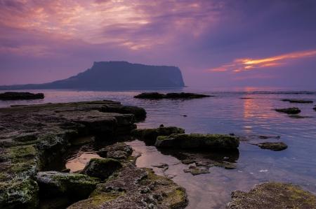 美しい済州島, 韓国 写真素材