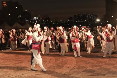 デボルム、韓国の伝統的な文化イベント