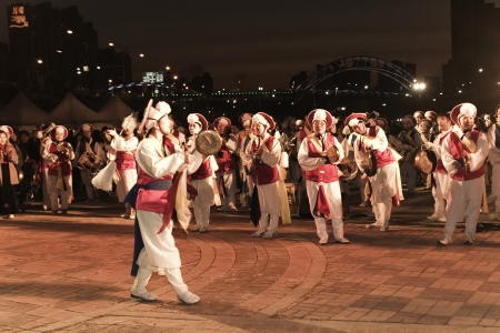 Traditional cultural event in South Korea,Daeboreum