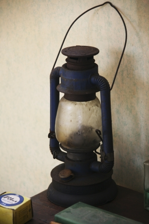 reminisce: Traditional props in South Korea,Lamp