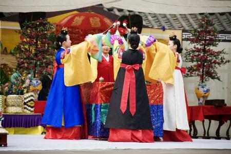 traditional festivals: Fiestas tradicionales en Corea del Sur