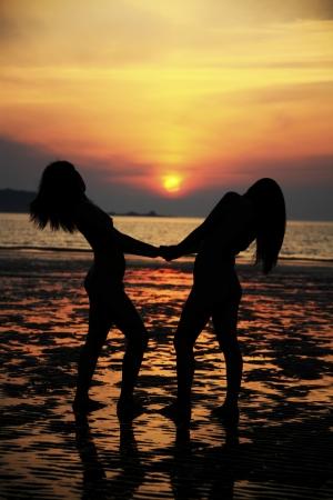 Sinduri  beach beautiful nude models in South Korea  photo