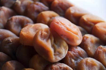 Persimmon fruit in south korea