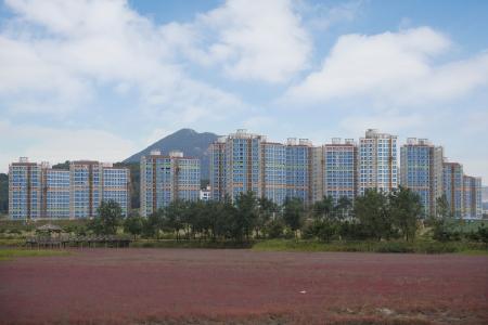 complexes: Apartment complexes in South Korea
