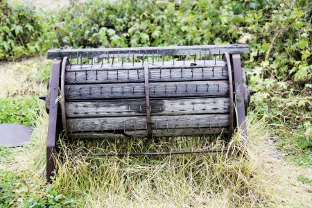 farm equipment: Farm equipment Stock Photo