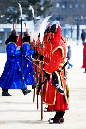 光化門、韓国の伝統的な文化イベント