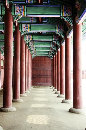 韓国の「景福宮」