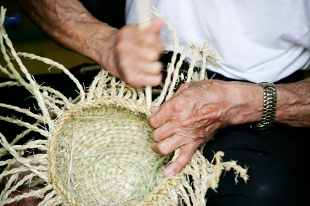 basket making photo