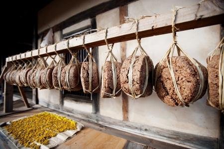 発酵大豆しこり麹