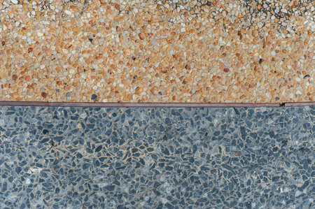 Gravel surface color 2 photo